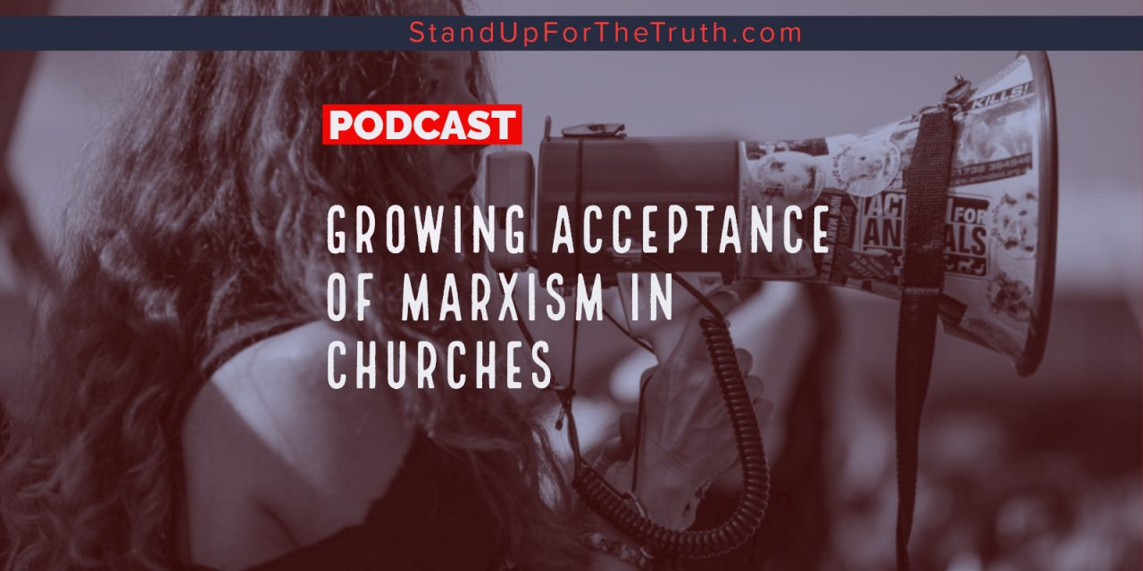 Growing Acceptance of Marxism in Churches