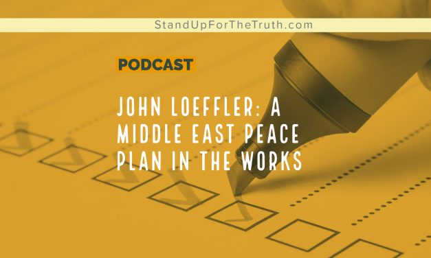 Uh Oh: A Middle East Peace Plan in the Works