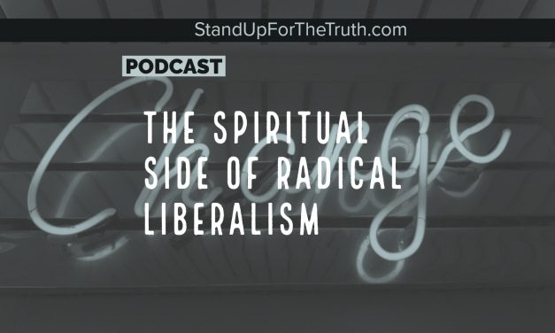 The Spiritual Side of Radical Liberalism