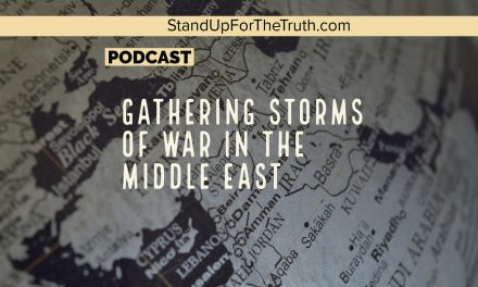Gathering Storms of War in the Middle East