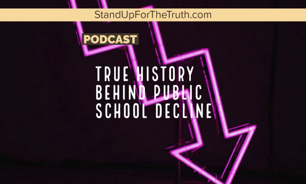 True History Behind Public School Decline