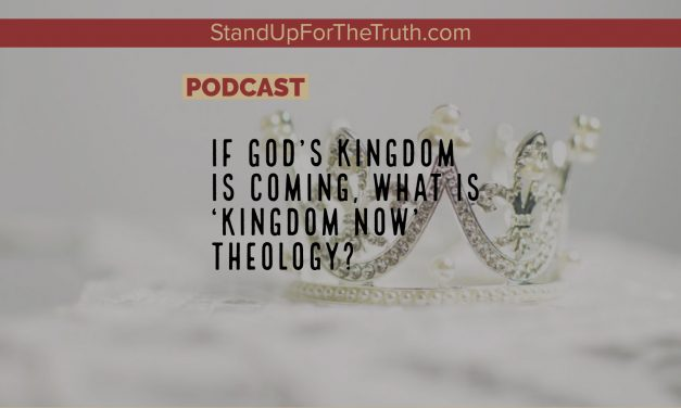 Andy Woods: What is 'Kingdom Now' Theology
