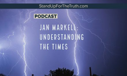 Today's Guest: Jan Markell | Understanding The Times host