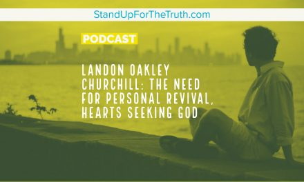 Pastor Landon Churchill: True Revival Starts with Us