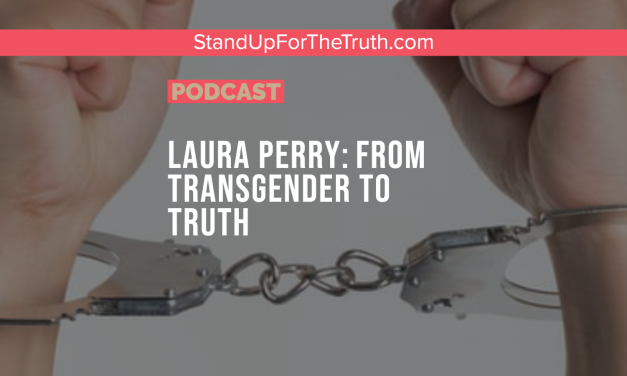 Laura Perry: From Transgender to Truth