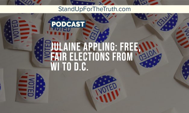 Julaine Appling: Free, Fair Elections from WI to D.C.
