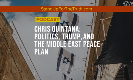 Chris Quintana: Politics, Pelosi, Trump, and the Middle East Peace Plan