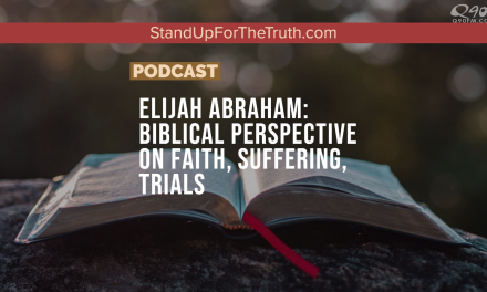 Elijah Abraham: Biblical Perspective on Faith, Suffering, Trials