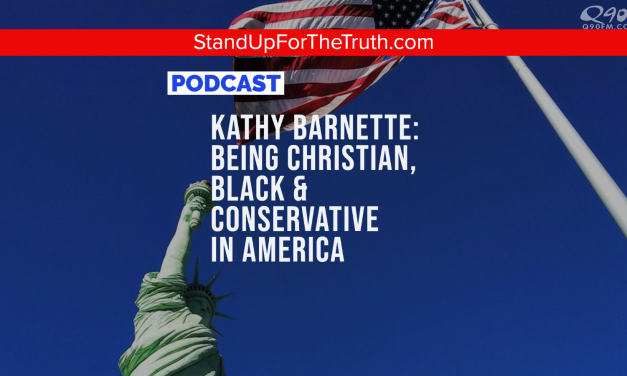Kathy Barnette: Being Christian, Black & Conservative in America