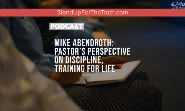 Mike Abendroth: Pastor's Perspective on Discipline, Hebrews 12