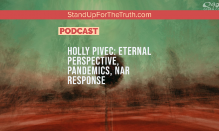 Holly Pivec: Eternal Perspective, Pandemics, NAR Response