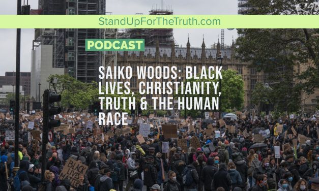 Saiko Woods: Christianity, Black Lives, Truth & the Human Race
