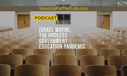 Israel Wayne: The History of Godless Government 'Education'