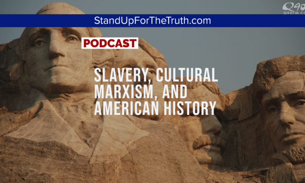 Slavery, Cultural Marxism, and American History