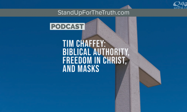 Tim Chaffey: The Mask Debate, Biblical Authority, Freedom in Christ