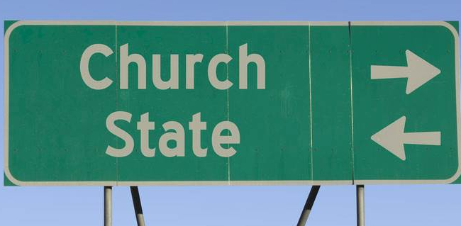Government is Not God and the Church Is Essential