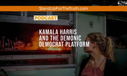Kamala Harris and the Demonic Democrat Platform