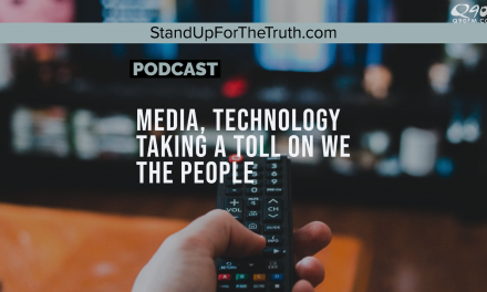 Media, Technology Taking a Toll on Us in 2020