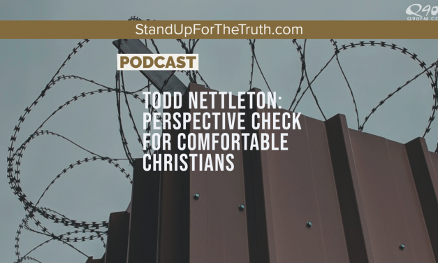 Todd Nettleton: Perspective Check for Comfortable Christians