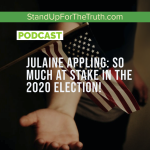 Julaine Appling: So Much At Stake in the 2020 Election!