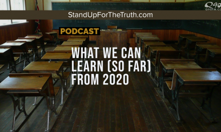 David Fiorazo: What We Can Learn (So Far) from 2020